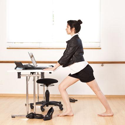 Für lange Wadenmuskeln und bewegliche Fußgelenke | WingTsun-Welt ...